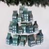 DIY Advent calendar kit - green