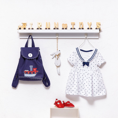 Applique backpack Nautical (collection 1)