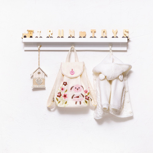 Applique backpack Bunny (collection 1)