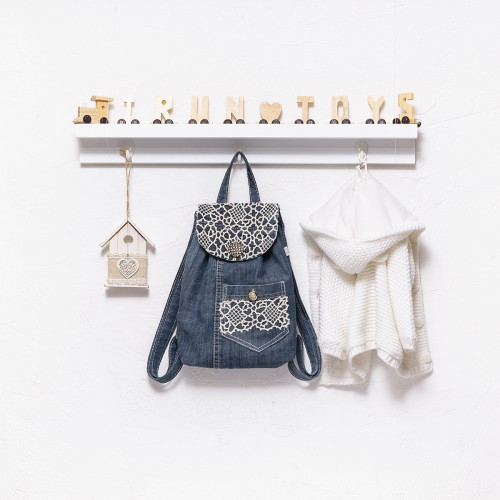 Backpack Shabby (collection 1)