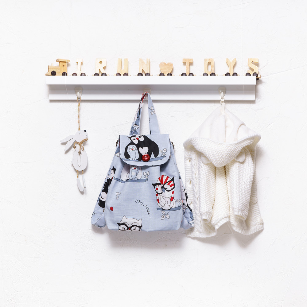 Backpack Owl (collection 1)