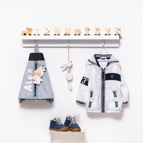 Backpack with keychain (collection 1)