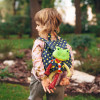 Backpack with a toy Color (collection 1)