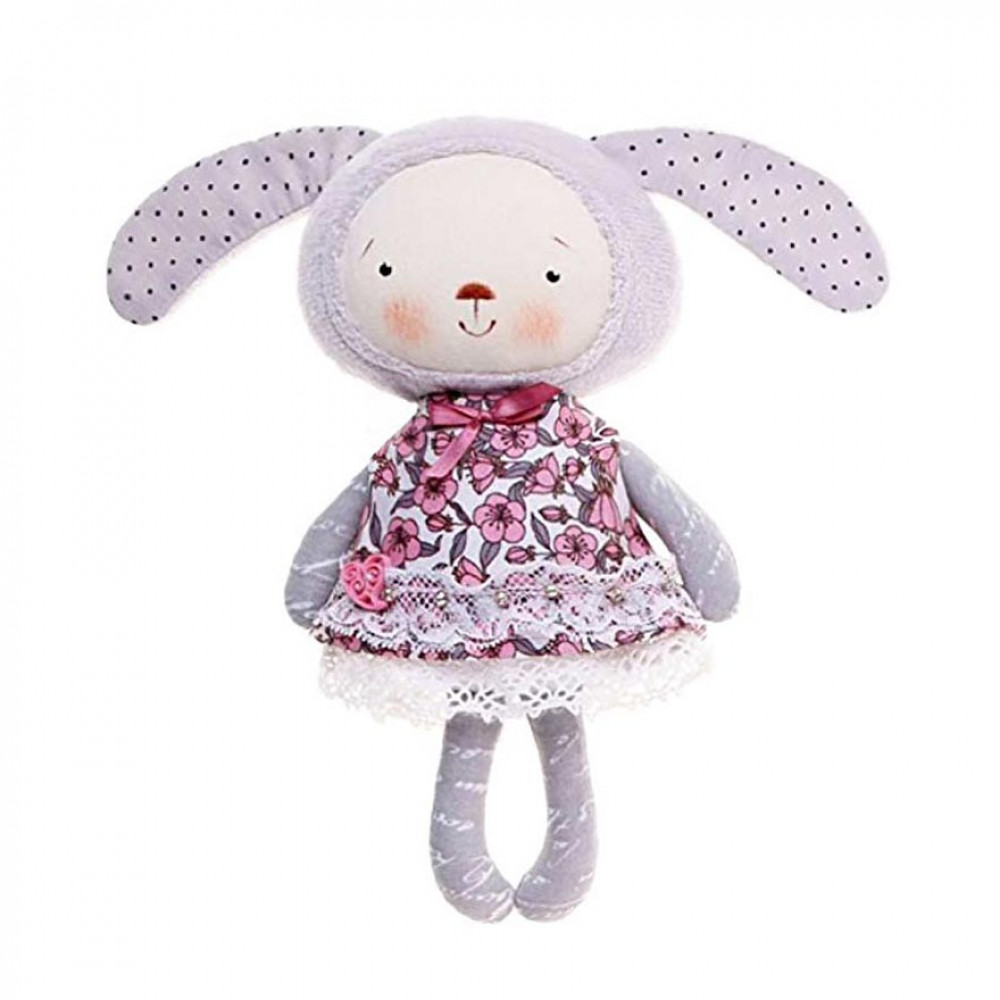 Handmade Bunny in a dress collection 2