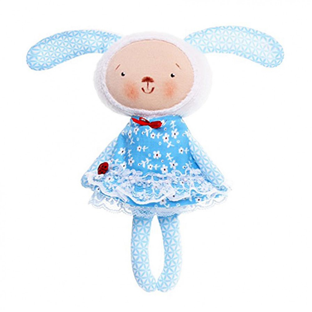 Handmade Bunny in a dress collection 3