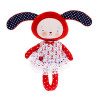 Handmade Bunny in a dress (collection 5) - Style 5
