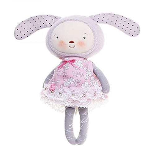 Handmade Bunny in a dress collection 8