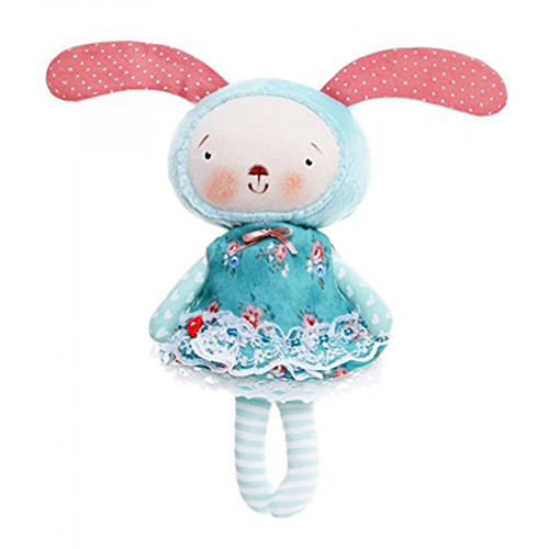 Handmade Bunny in a dress collection 9