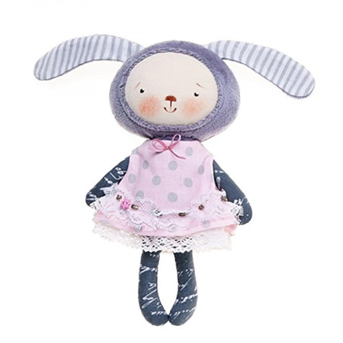 Handmade Bunny in a dress collection 10