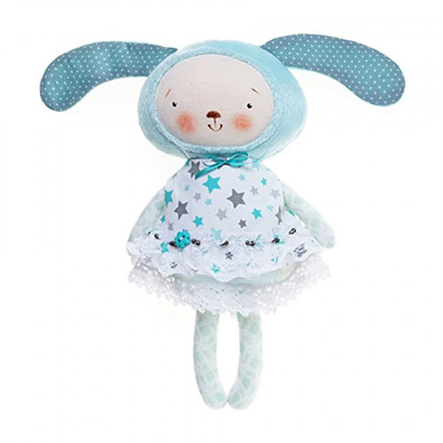 Handmade Bunny in a dress collection 12