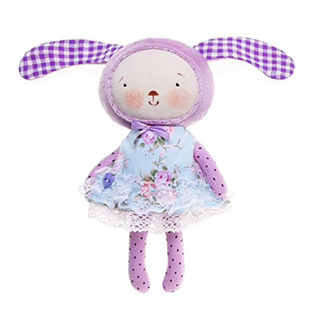 Handmade Bunny in a dress collection 13