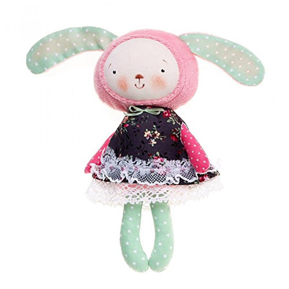 Handmade Bunny in a dress collection 16