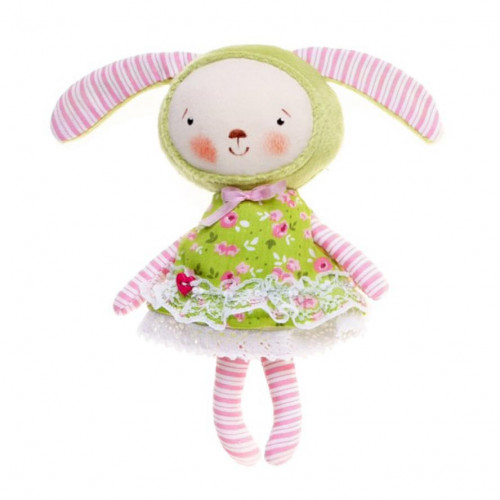 Handmade Bunny in a dress collection 14