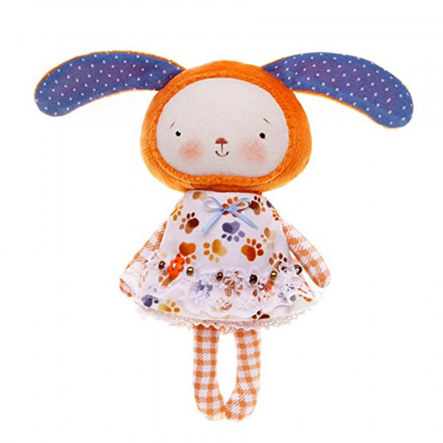 Handmade Bunny in a dress collection 11