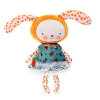 Handmade Bunny in a dress (collection 11) - Style 7