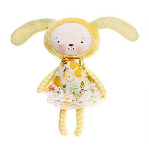 Handmade Bunny in a dress collection 15