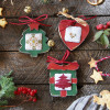 Wooden Christmas Decorations - Style 1