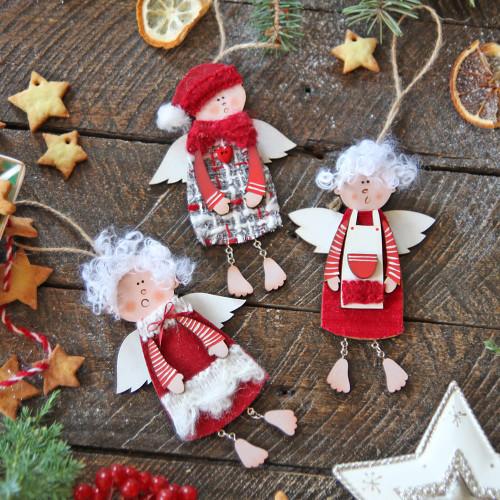 Christmas handmade gifts and decor shop IrunToys