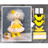 Doll making kit - Yellow (collection 1) - Style 5