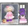 Doll making kit - Pink (collection 1) - Style 5
