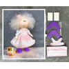 Doll making kit - Pink (collection 1) - Style 7