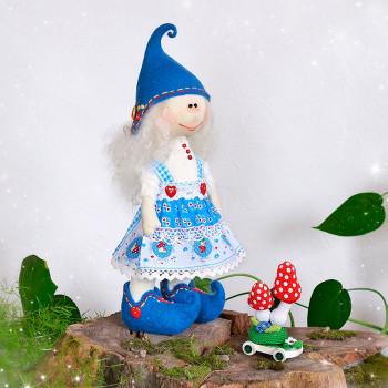Handmade art doll Elve IrunToys