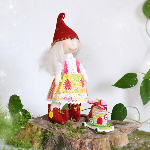 Elf doll Aerin