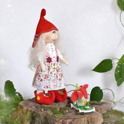 Elf doll Endari