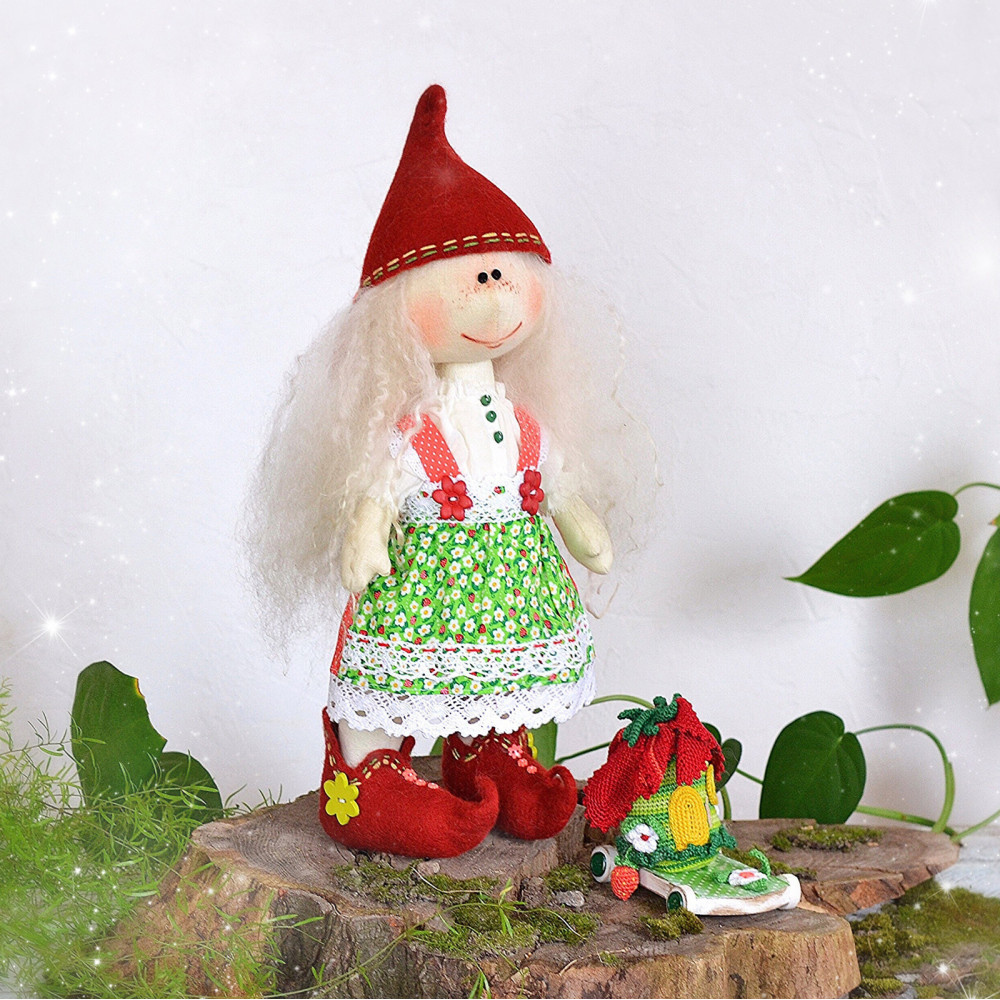Elf doll Meriel