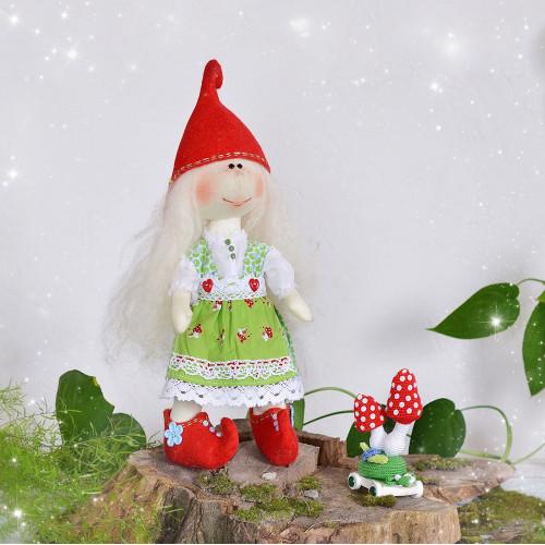 Elf doll Lalight