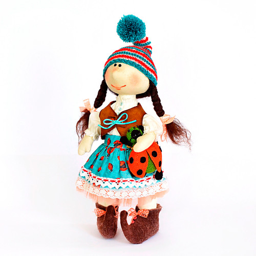 Gnome doll Ingrid