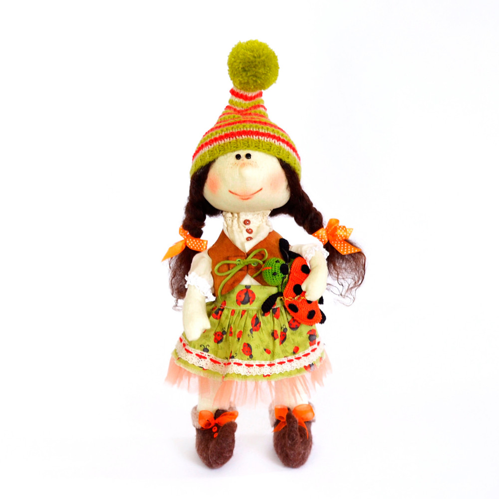 Gnome doll Astrid