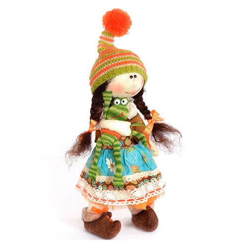 Gnome doll Thira
