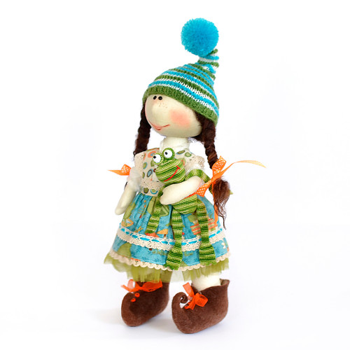 Gnome doll Hanna