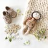 handmade comforter Hedgehog
