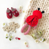 handmade best stuffed animal for cuddling Ladybug