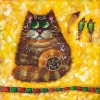 Cat Oil Painting - Style 1