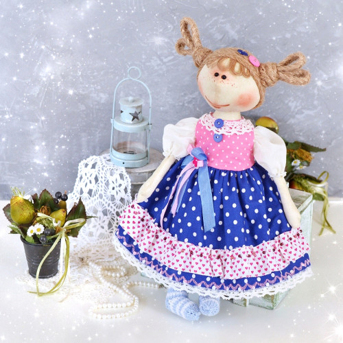 Rag doll Anita (collection 1)