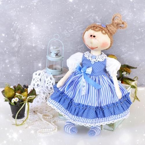 Rag doll Liza