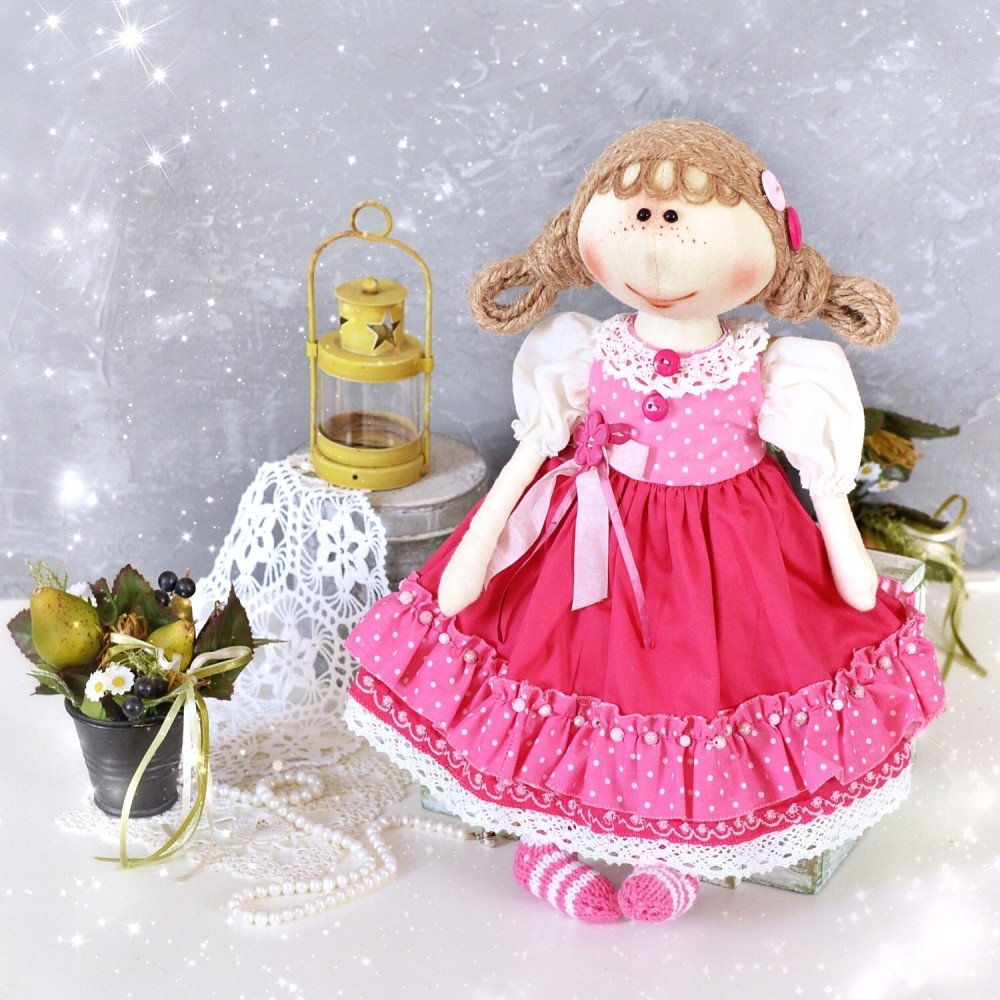 Rag doll Lucy (collection 1)