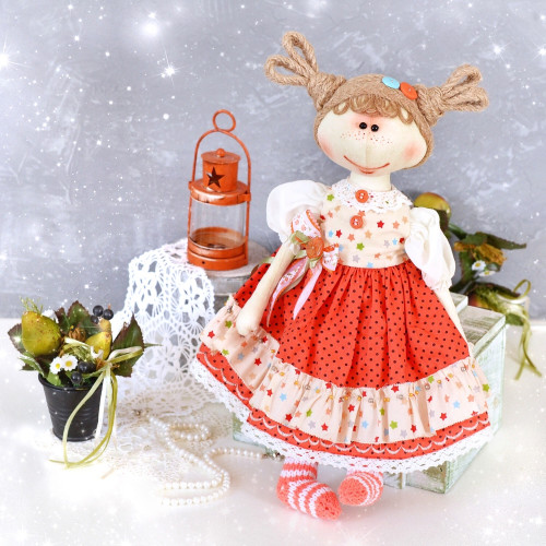 Rag doll Mary (collection 1)