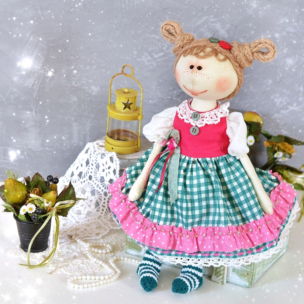 Rag doll Michel (collection 1)