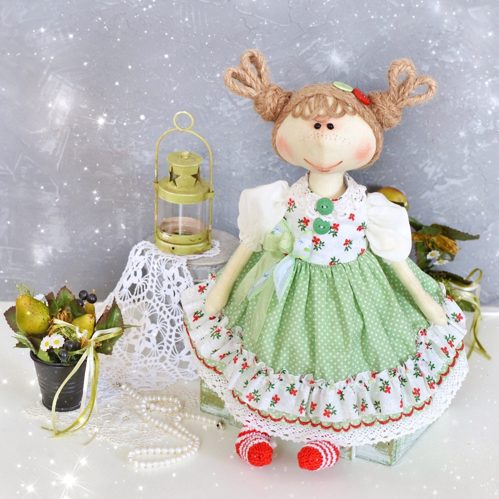 Rag doll Rose (collection 1)