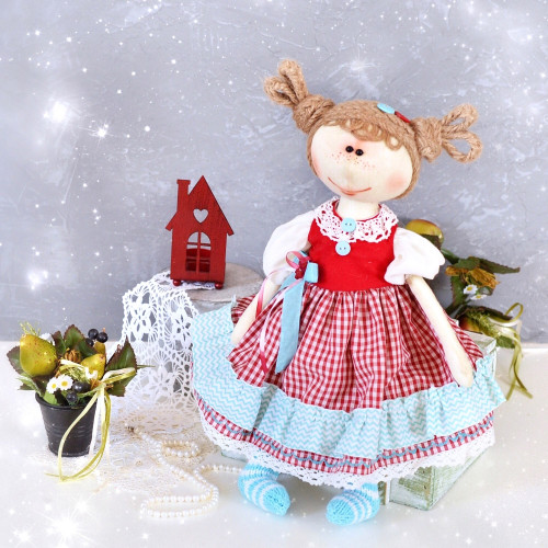 Rag doll Fiona (collection 1)
