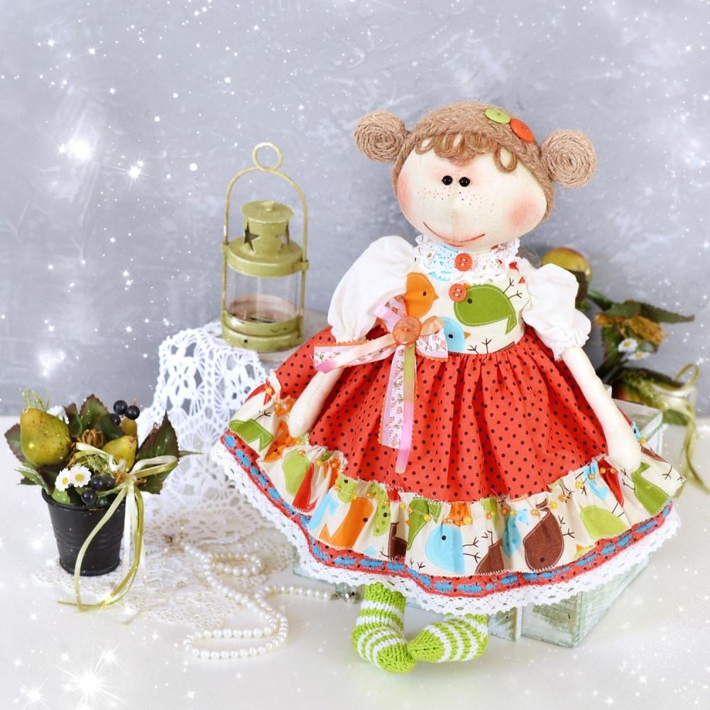 Rag doll Ellen (collection 1)