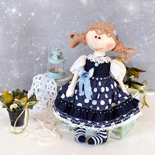 Rag doll Melanie (collection 1)