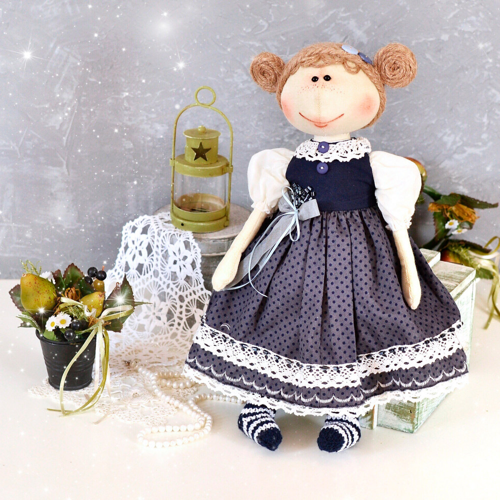 Rag doll Rosalie (collection 1)