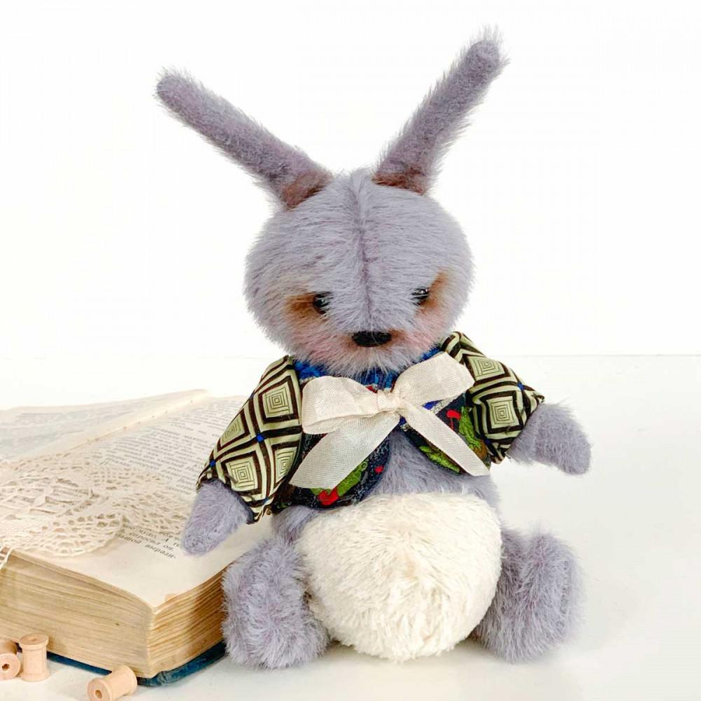 Soft Bunny Teddy Interior Toy