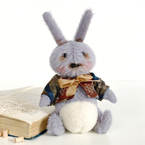 Shabby chic Teddy Bunny soft toy