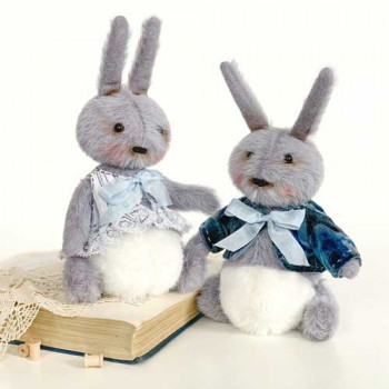 Teddy Bunny Stuffed toys